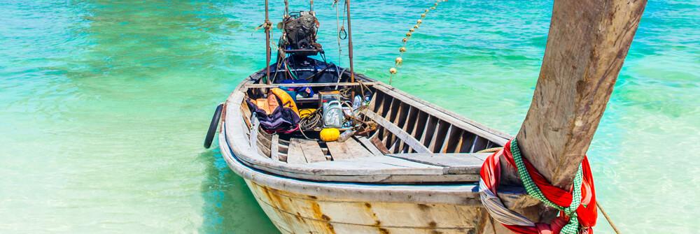 Papier Peint Panoramique bateaux et sports nautiques