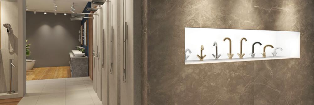 Papier Peint Panoramique pour votre showroom