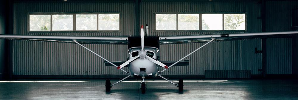 Papier Peint Panoramique avions