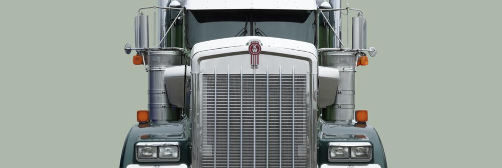 Papier Peint Panoramique camion