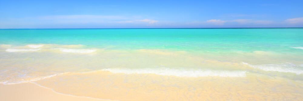 Papier Peint Panoramique mer et océan
