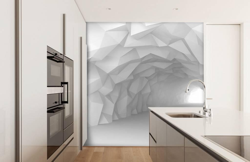 Other - Tunnel pointu en 3D - Chambre d'adolescent 1