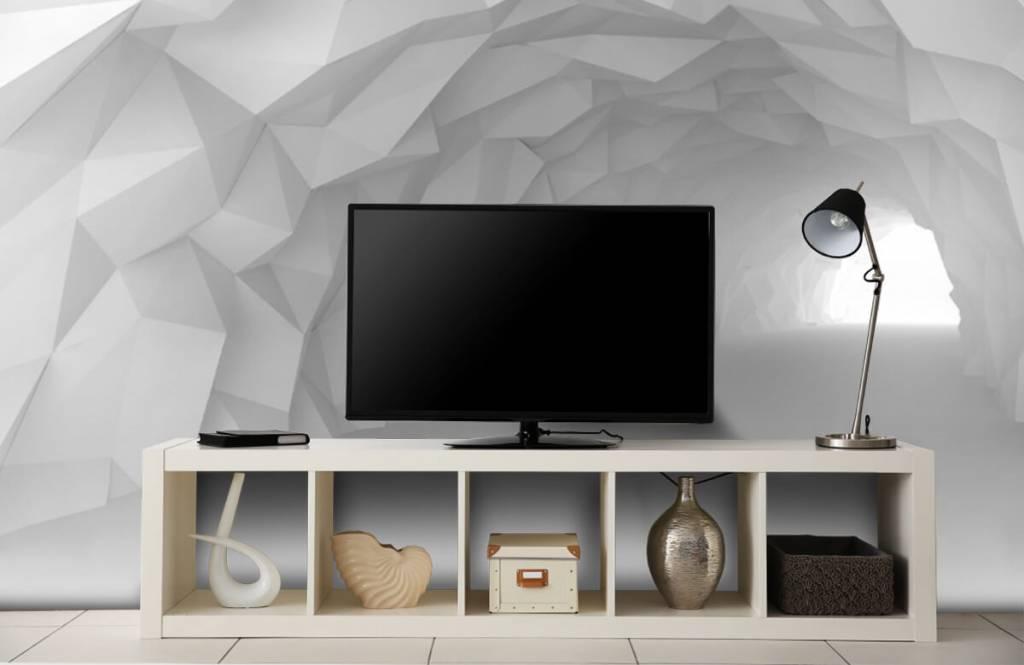 Other - Tunnel pointu en 3D - Chambre d'adolescent 4