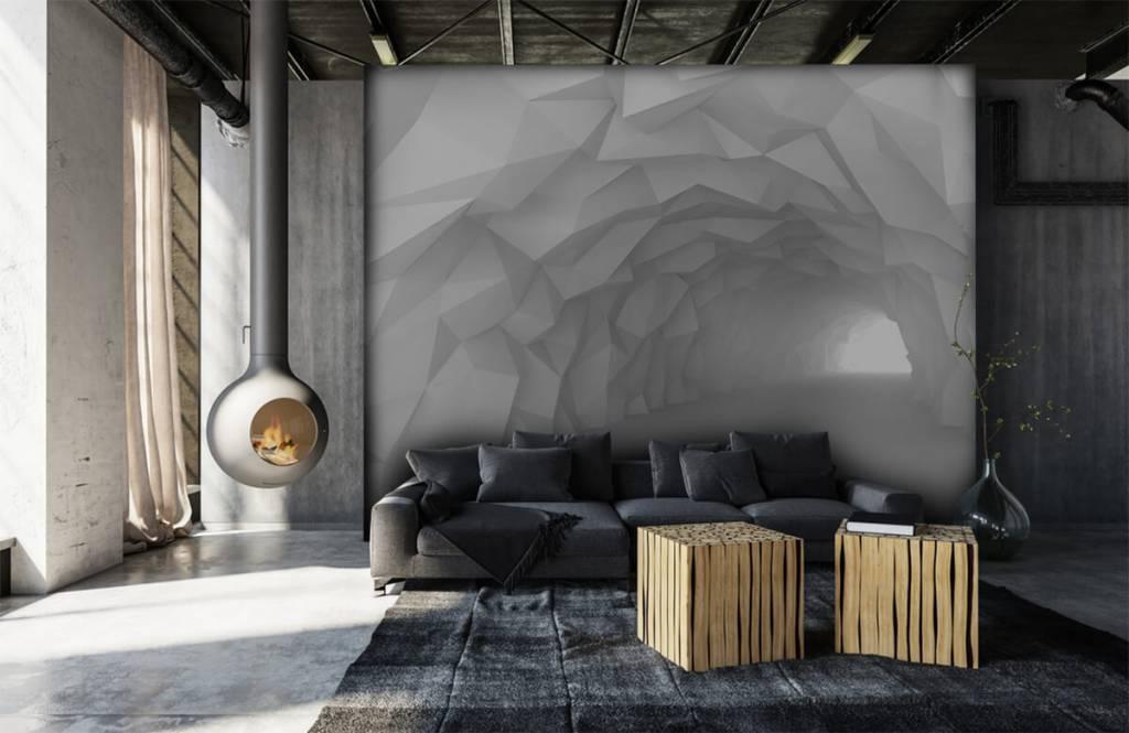 Other - Tunnel pointu en 3D - Chambre d'adolescent 6