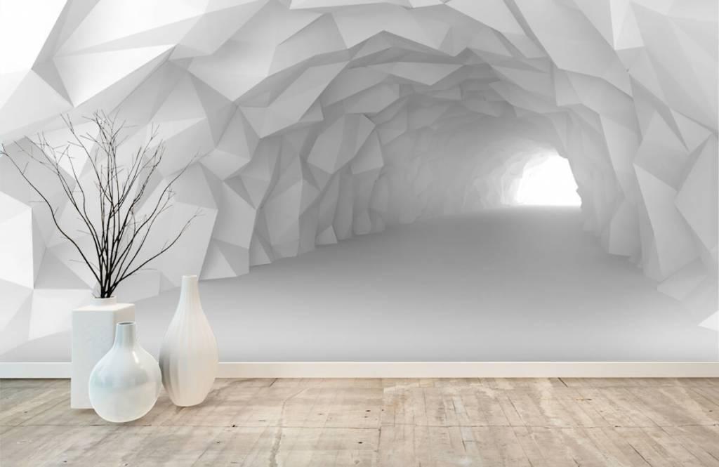 Other - Tunnel pointu en 3D - Chambre d'adolescent 8
