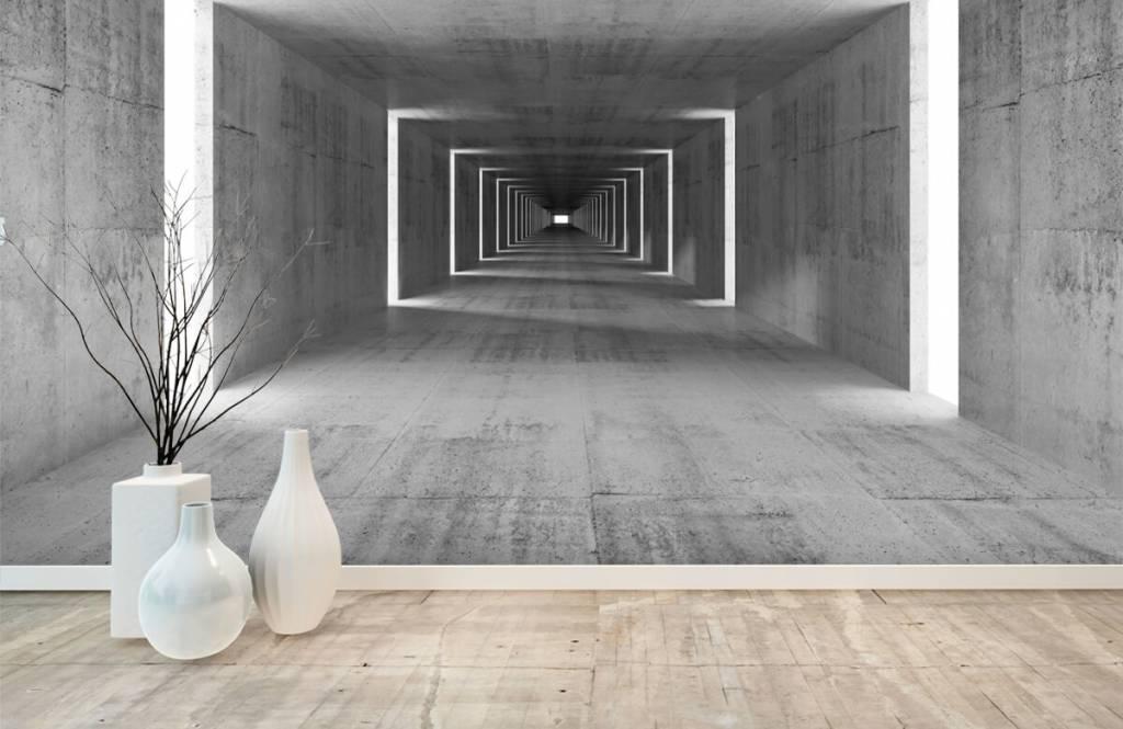 Other - Tunnel en béton - Bureau 9