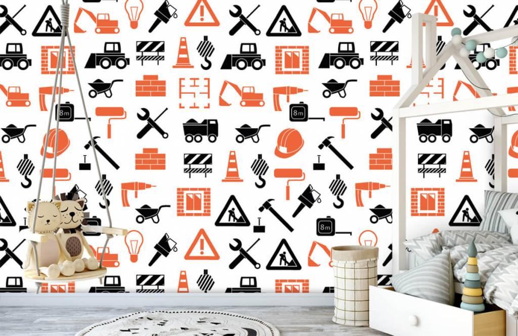 Other - Véhicules et matériaux de construction - Chambre des enfants 4