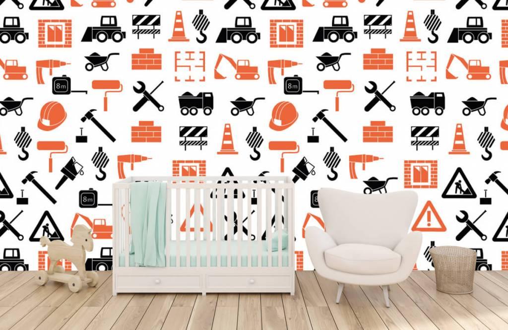 Other - Véhicules et matériaux de construction - Chambre des enfants 5