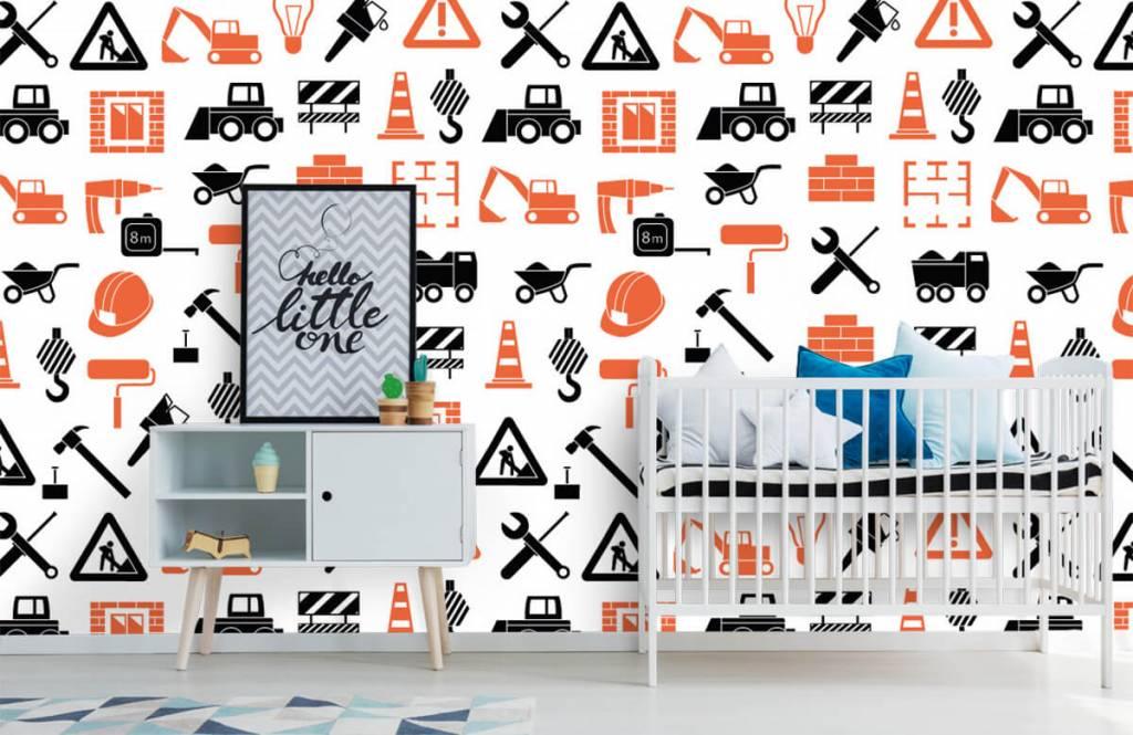 Other - Véhicules et matériaux de construction - Chambre des enfants 6