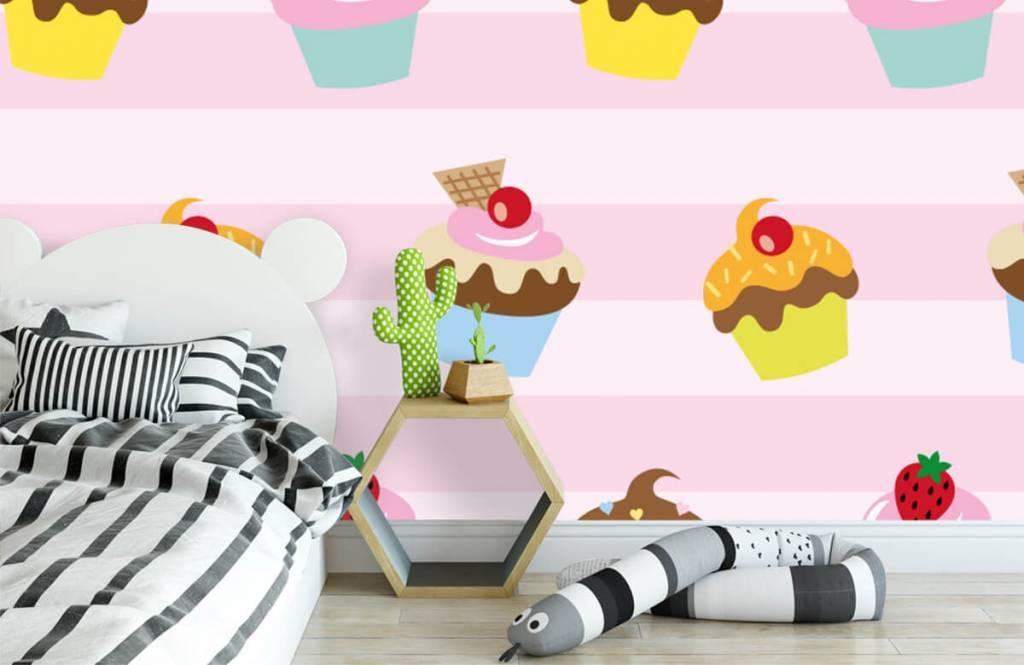 Other - Cupcakes - Chambre des enfants 1