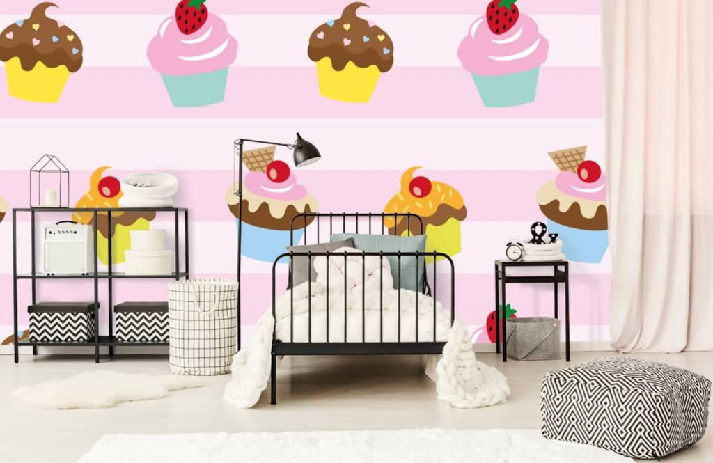Other - Cupcakes - Chambre des enfants 2