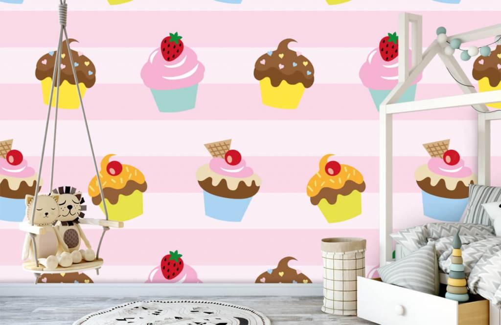 Other - Cupcakes - Chambre des enfants 3