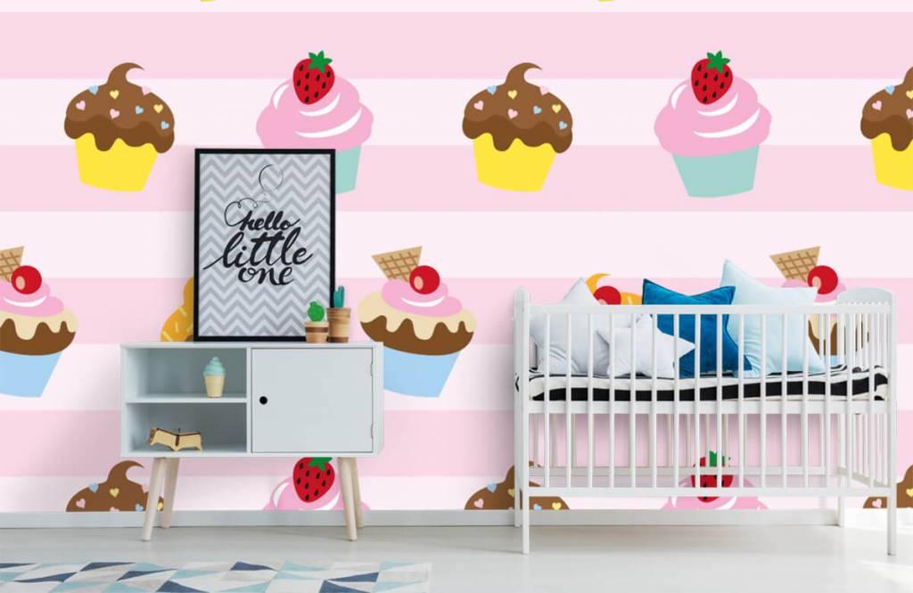 Other - Cupcakes - Chambre des enfants 6