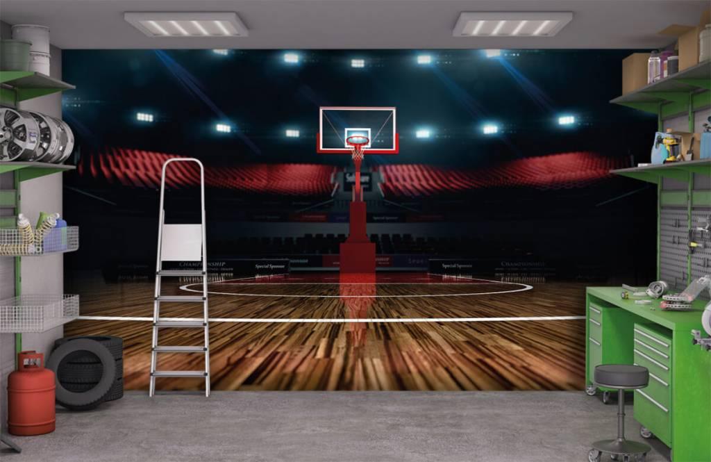 Other - Aréna de basket-ball - Chambre d'hobby 1