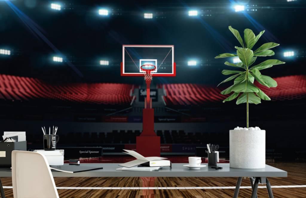 Other - Aréna de basket-ball - Chambre d'hobby 2