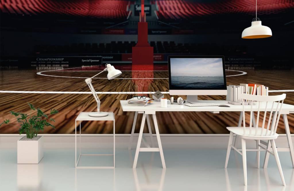 Other - Aréna de basket-ball - Chambre d'hobby 3