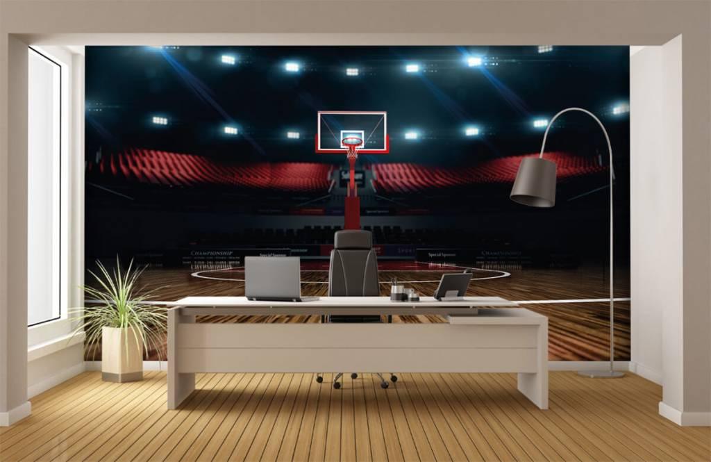 Other - Aréna de basket-ball - Chambre d'hobby 4
