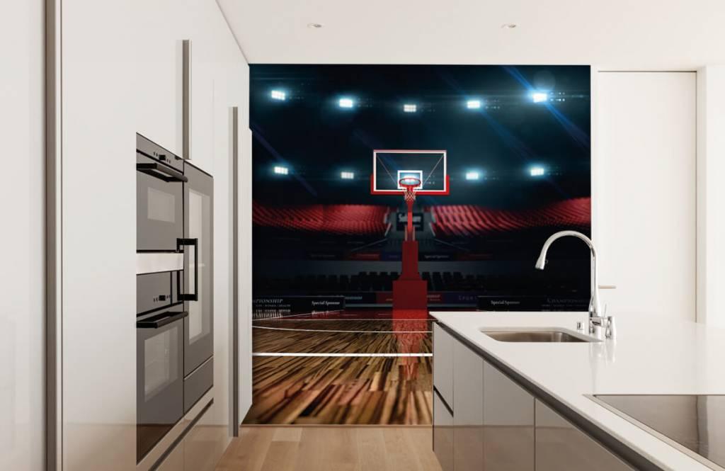 Other - Aréna de basket-ball - Chambre d'hobby 5