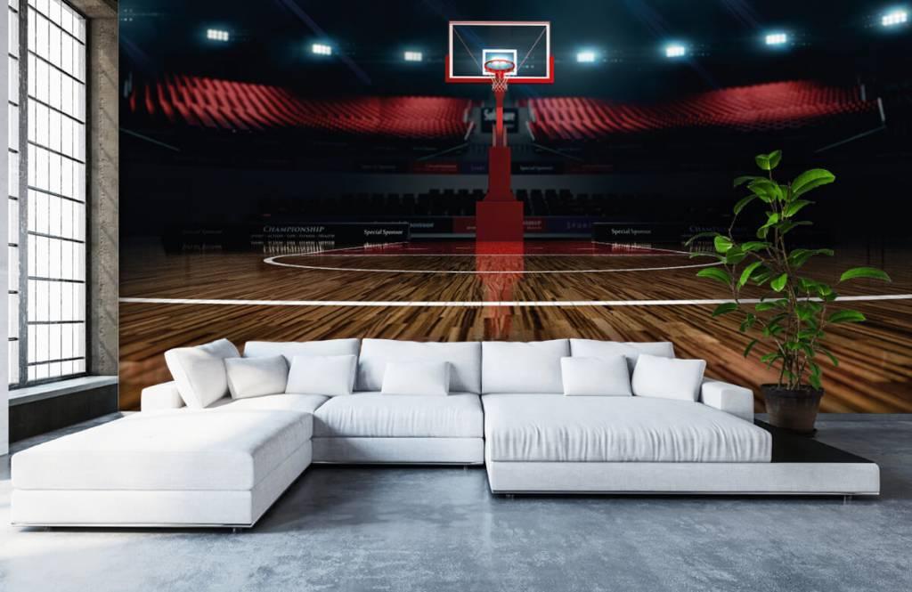 Other - Aréna de basket-ball - Chambre d'hobby 6