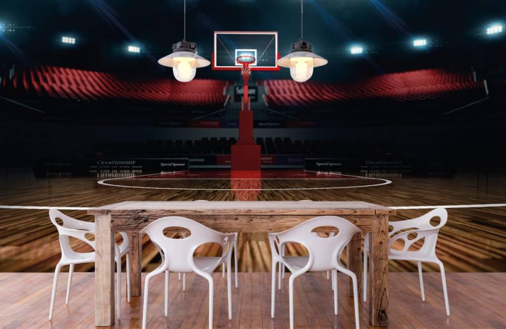 Other - Aréna de basket-ball - Chambre d'hobby 7