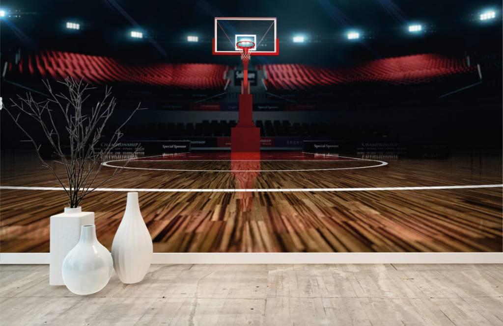 Other - Aréna de basket-ball - Chambre d'hobby 8