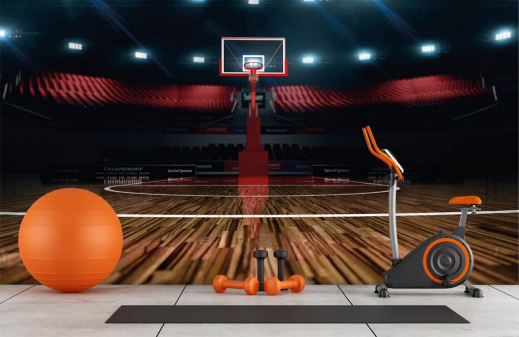 Other - Aréna de basket-ball - Chambre d'hobby 9