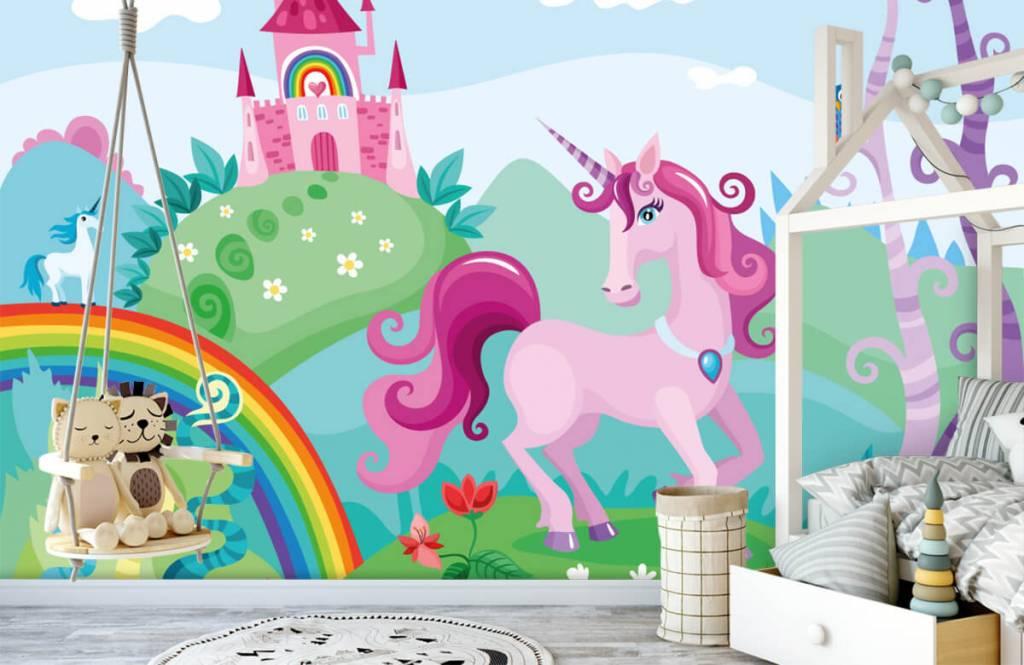 Other - Licorne dans un château - Chambre des enfants 1