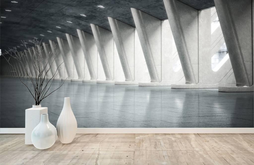 Buildings - Salle moderne - Bureau 1