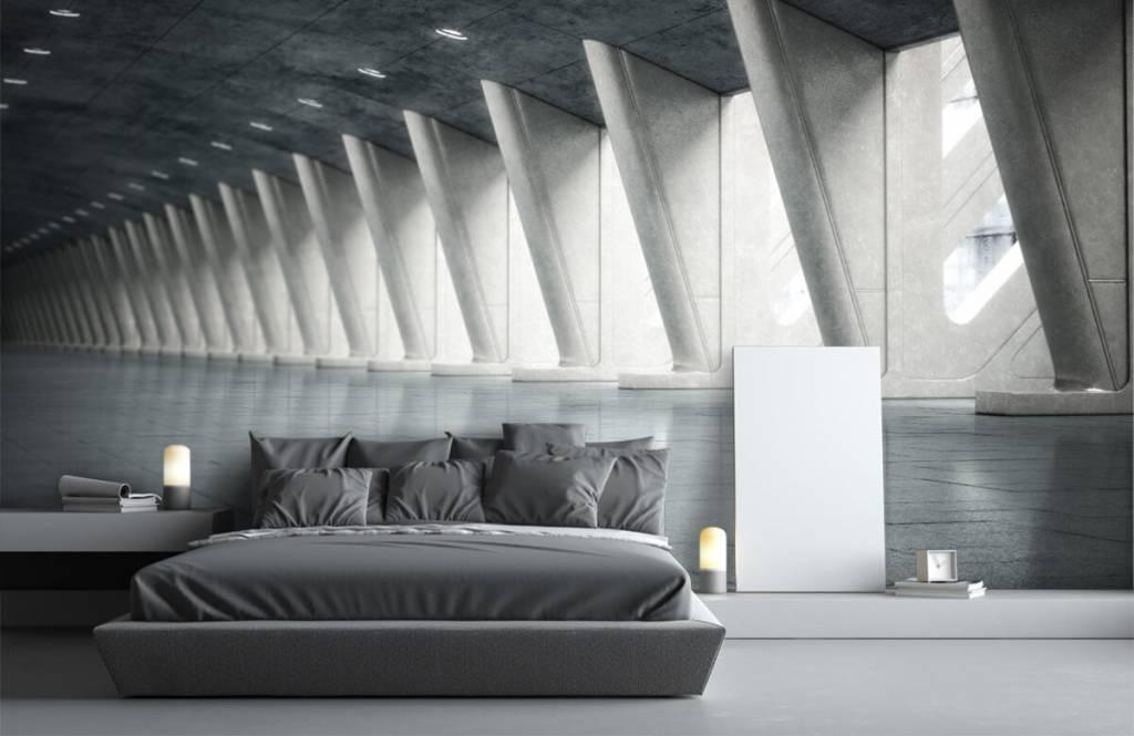 Buildings - Salle moderne - Bureau 3