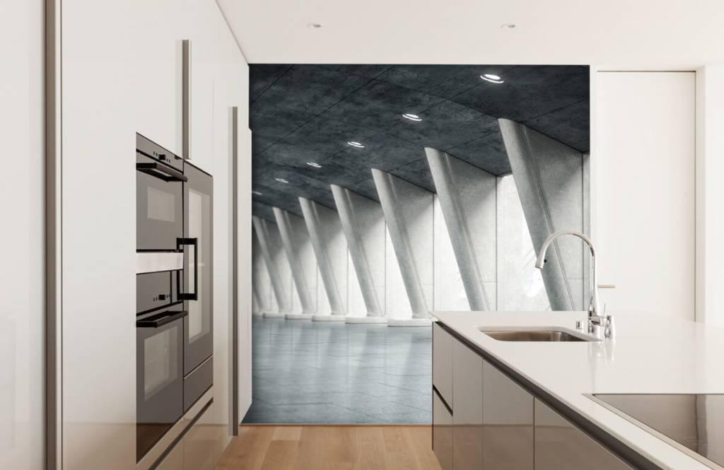 Buildings - Salle moderne - Bureau 4
