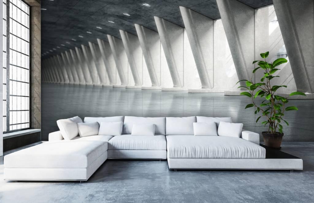 Buildings - Salle moderne - Bureau 6