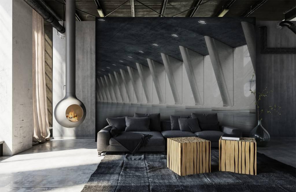 Buildings - Salle moderne - Bureau 7