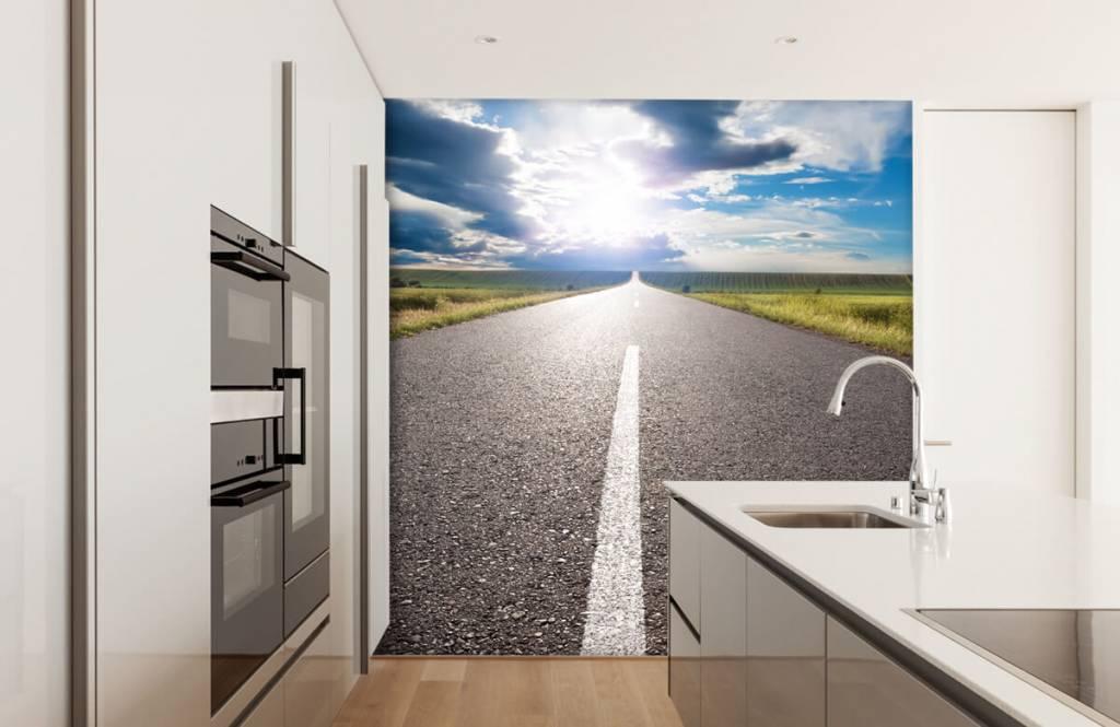 Roads & Streets - Route infinie - Chambre à coucher 3