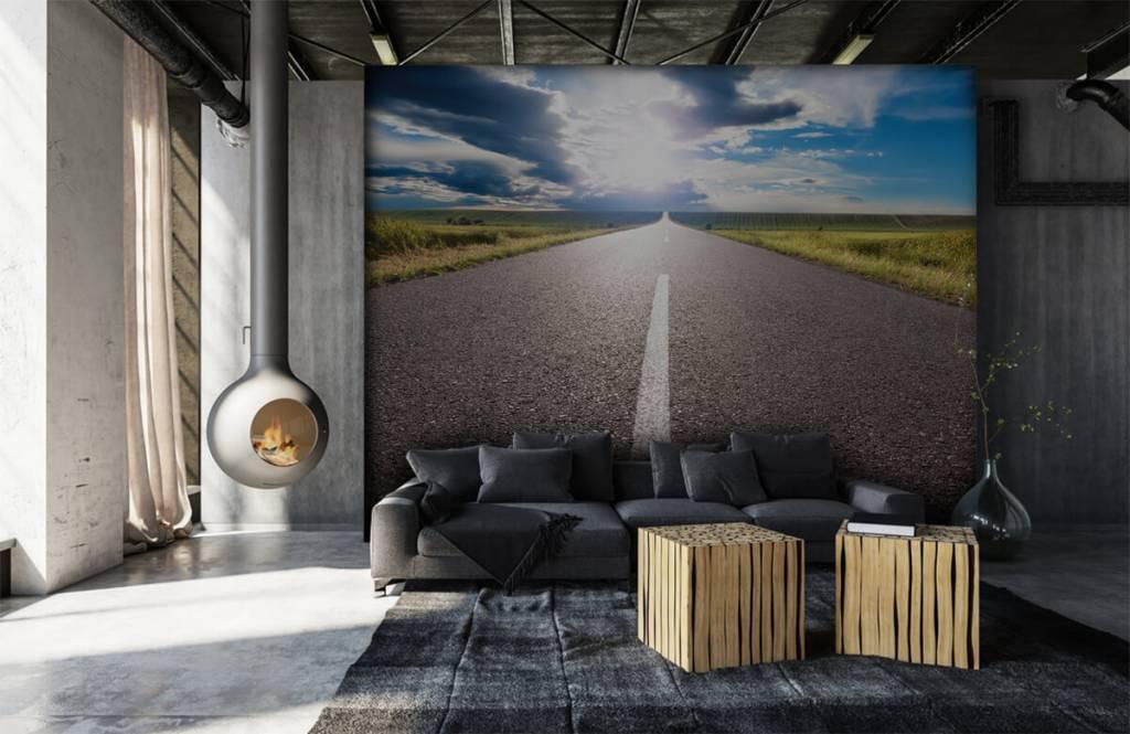 Roads & Streets - Route infinie - Chambre à coucher 6