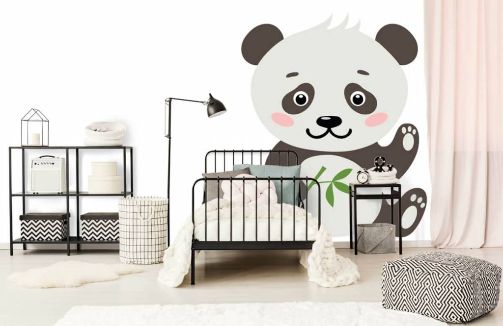 Other - Bébé panda - Chambre de bébé 2
