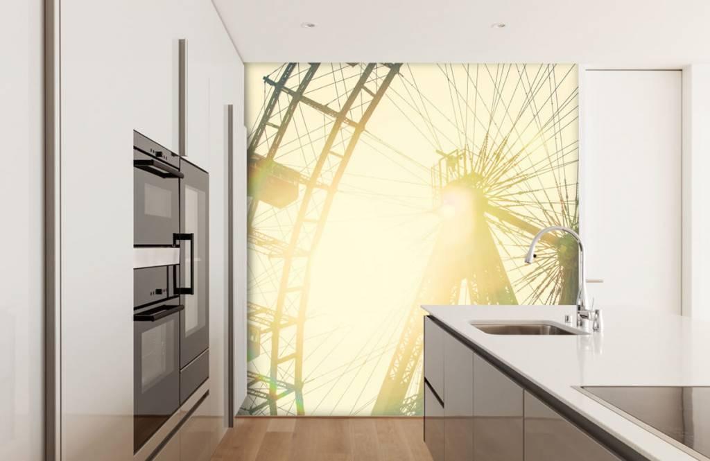 Architecture - grande roue - Chambre à coucher 3