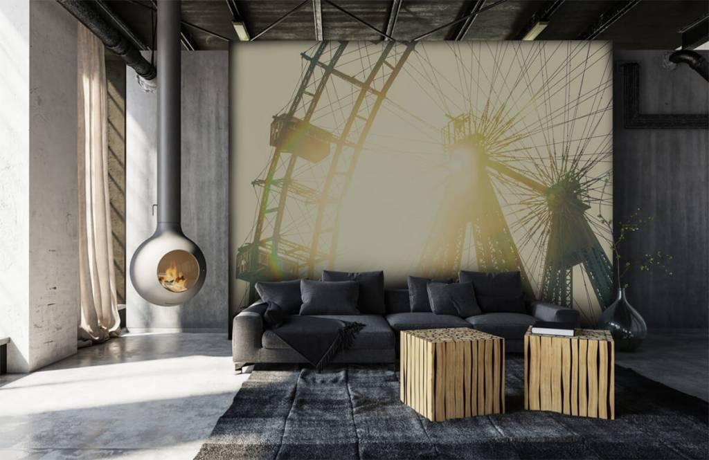 Architecture - grande roue - Chambre à coucher 5