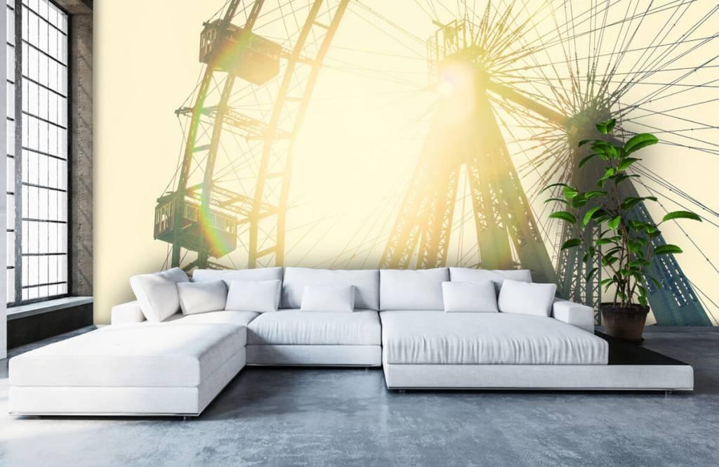 Architecture - grande roue - Chambre à coucher 6