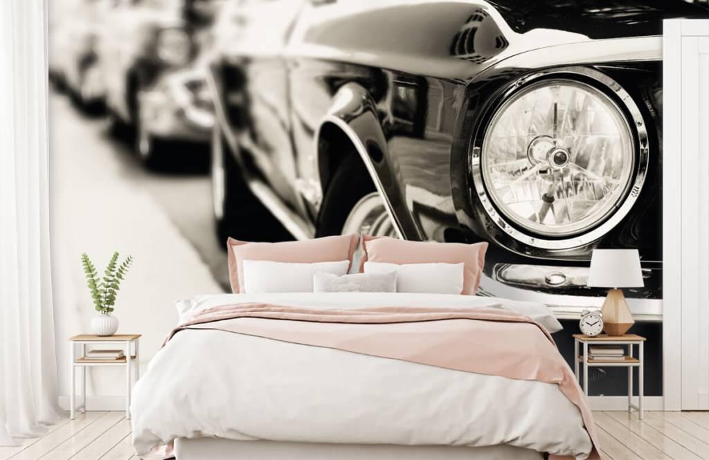 Transportation - Conduire des voitures anciennes - Chambre à coucher 2