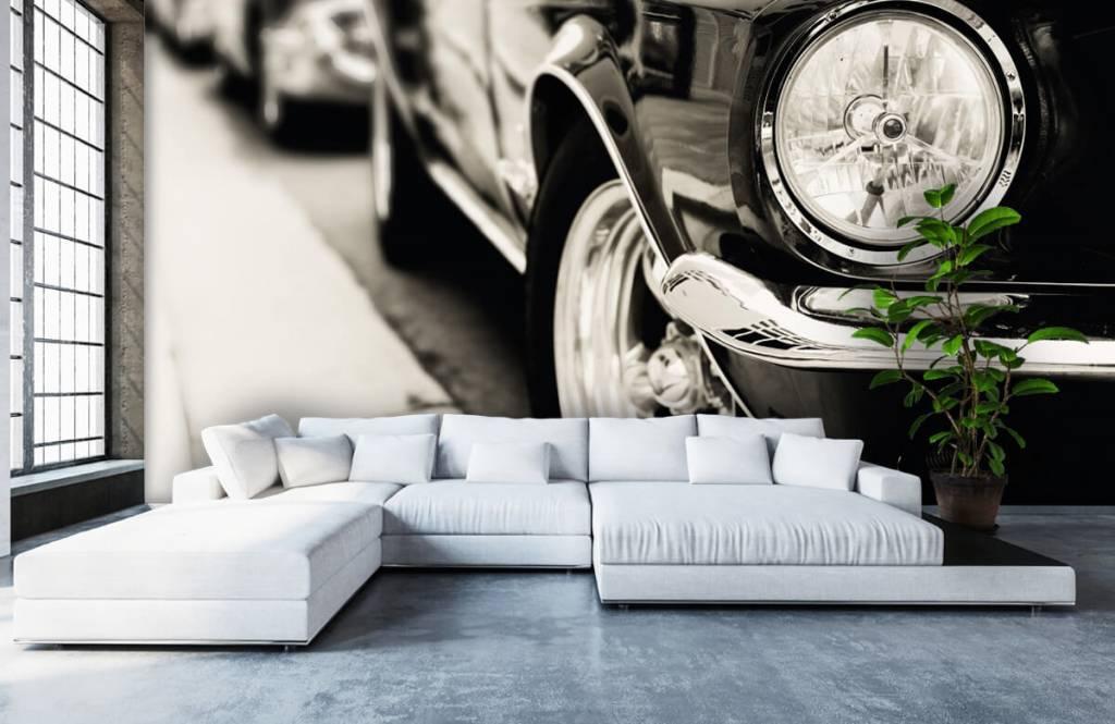 Transportation - Conduire des voitures anciennes - Chambre à coucher 5