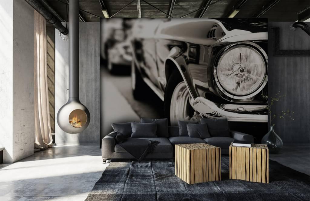 Transportation - Conduire des voitures anciennes - Chambre à coucher 6