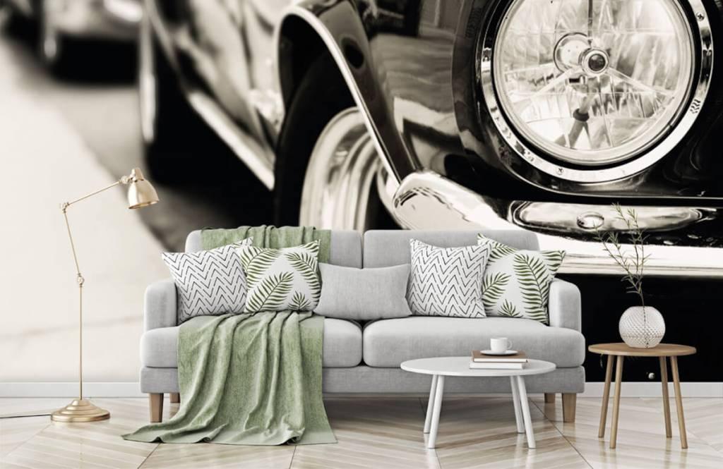 Transportation - Conduire des voitures anciennes - Chambre à coucher 7