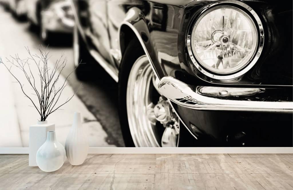 Transportation - Conduire des voitures anciennes - Chambre à coucher 8