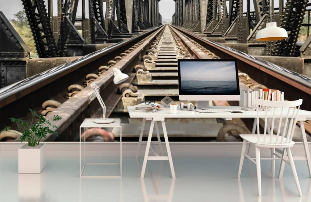 Elements - Pont ferroviaire métallique - Garage 3