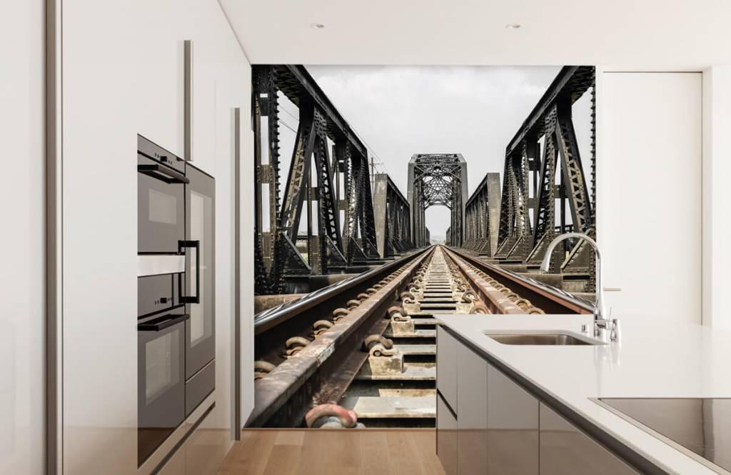 Elements - Pont ferroviaire métallique - Garage 5