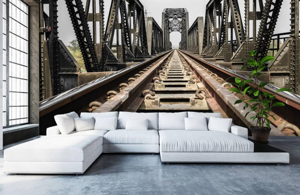 Elements - Pont ferroviaire métallique - Garage 6