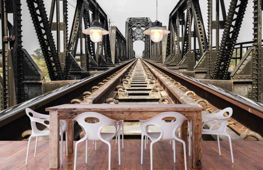 Elements - Pont ferroviaire métallique - Garage 7