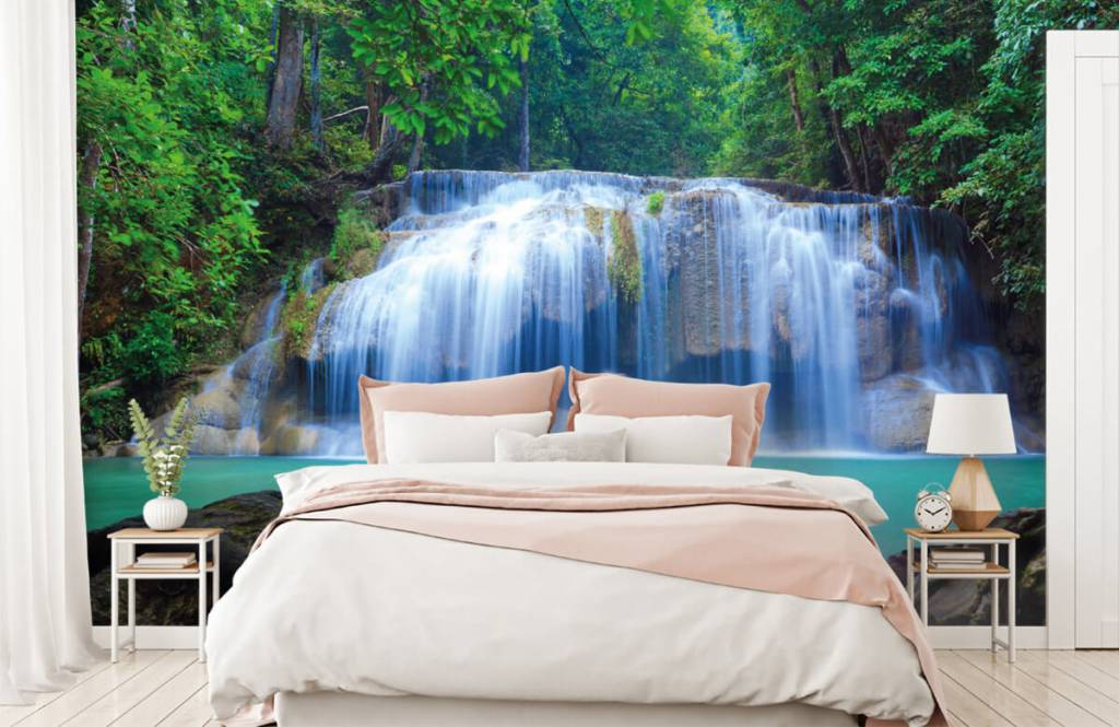 Cascades - Chute d'eau étonnante - Chambre à coucher 2