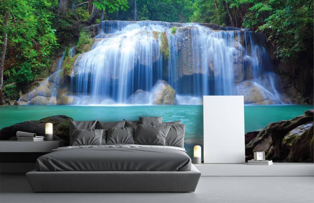 Cascades - Chute d'eau étonnante - Chambre à coucher 3
