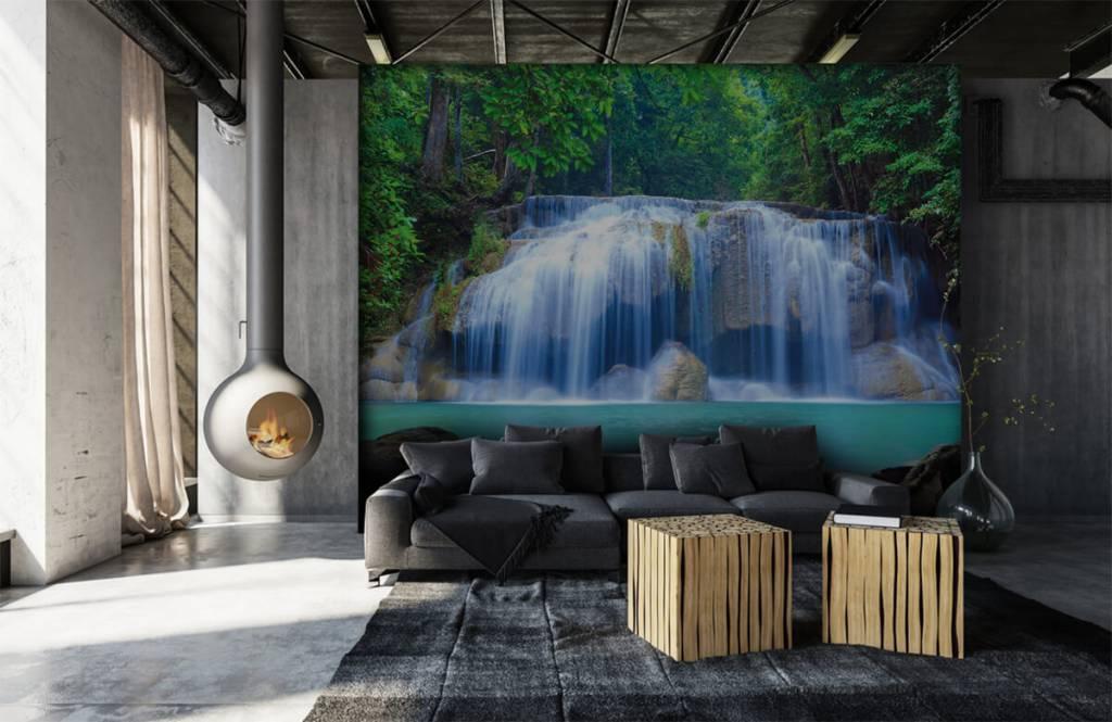 Cascades - Chute d'eau étonnante - Chambre à coucher 6